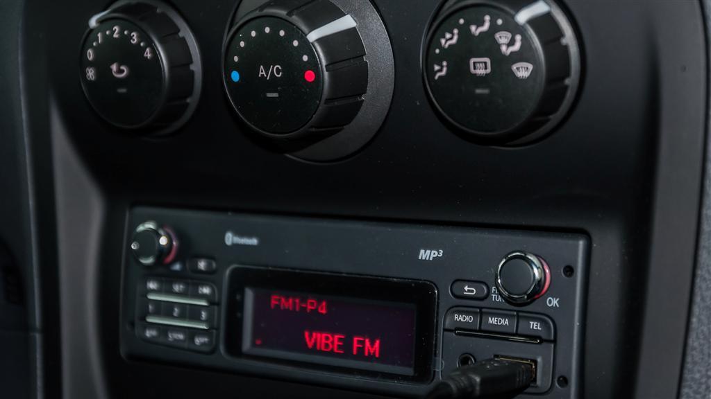 Instalatia audio nu este cea mai stralucita dar isi face treaba