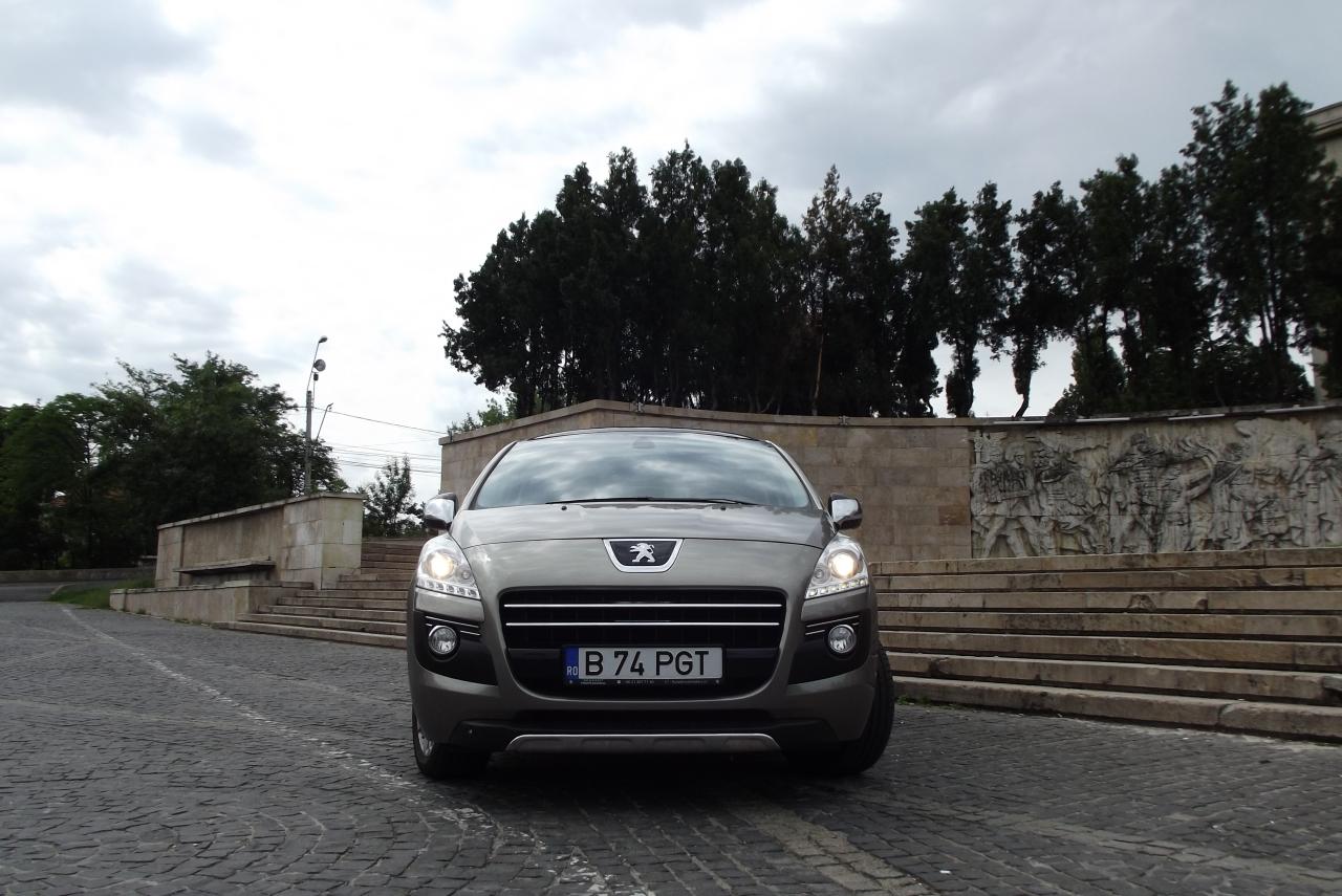 Peugeot 3008 nu este cel mai frumos monovlum, dar este cel mai reusit