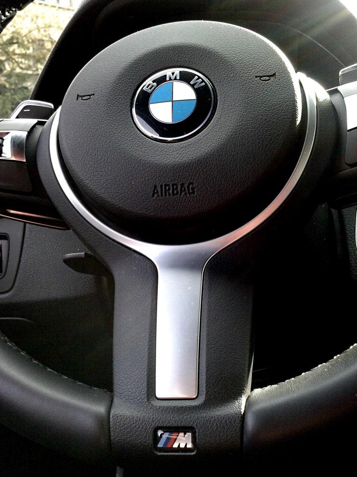 """Mai aproape de """"M"""" nu se poate decat daca iti cumperi un M3 :)"""