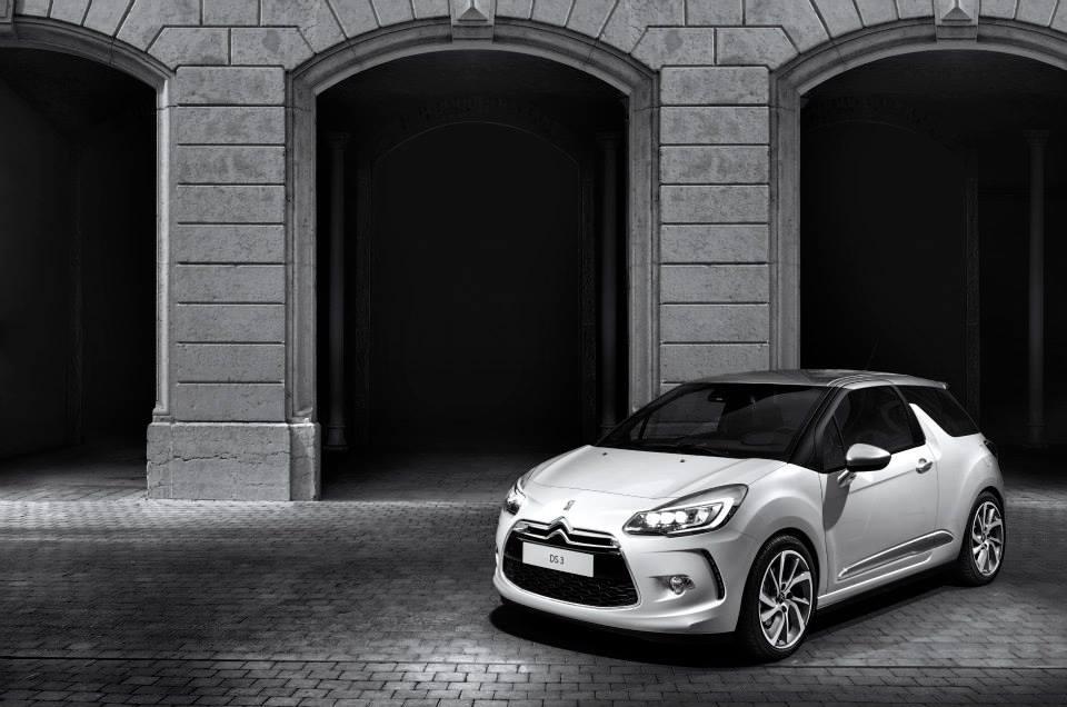 Citroën prezinta DS3 facelift