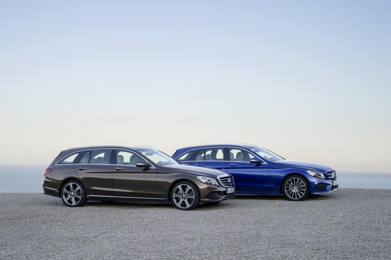 Mercedes-Benz lanseaza Clasa C Break