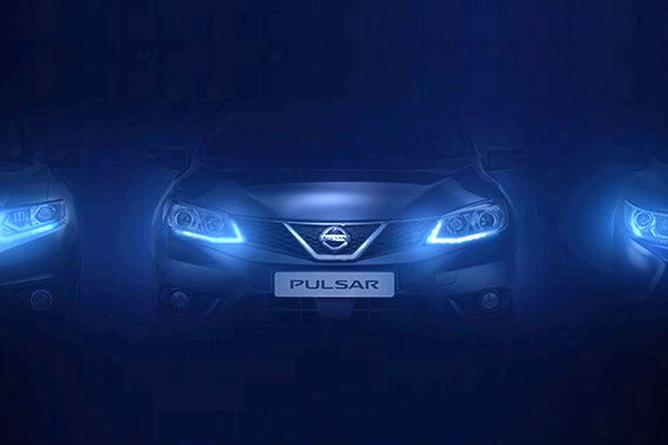 Nissan lanseaza noul Pulsar