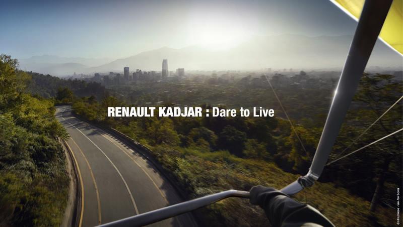 Renault continua ofensiva