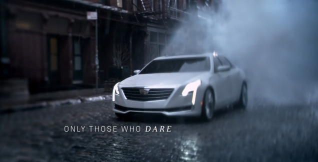 Cadillac returns