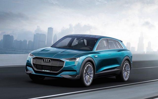 Audi joacă tare și în gama 100% electric