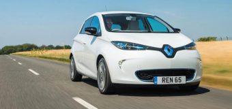 Cu ajutorul modelului  zero-emisii ZOE, Renault rămâne lider în Europa
