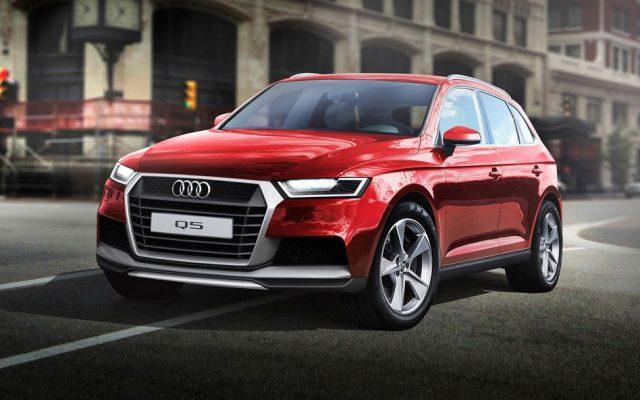 """Noul Audi Q5 începe să-și arate """"mușchii"""""""