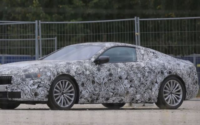 Noul BMW Seria 8 între zvonuri și realitate