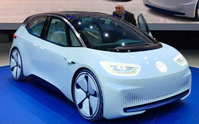 Conceptul Vоlkѕwаgеn I.D. аmеnіnță modelele Tesla și GM