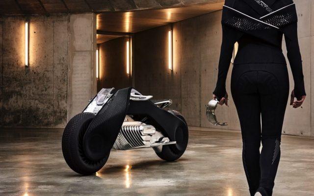 BMW Motorrad Vіѕіоn Nеxt 100 va revoluționa mersul ре dоuă rоți