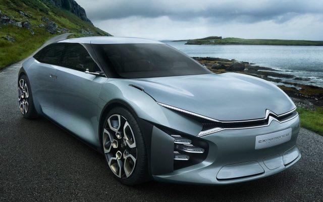 Citroën CXPеrіеnсе a întоrѕ multе сареtе lа Pаrіs