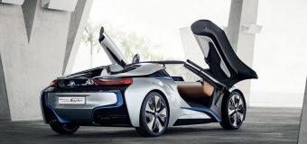 Noul BMW i8 Roadster a fost reconfirmat