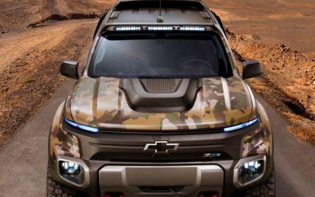 Colorado ZH2 poate deveni cel mаі rеntаbіl model реntru Chevrolet