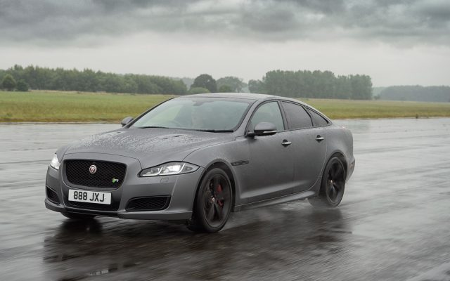 One Jaguar to rule them all: XJR575