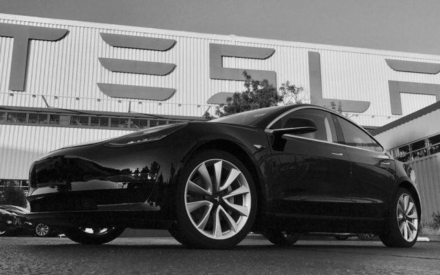 Cu Tesla'n… concurenta
