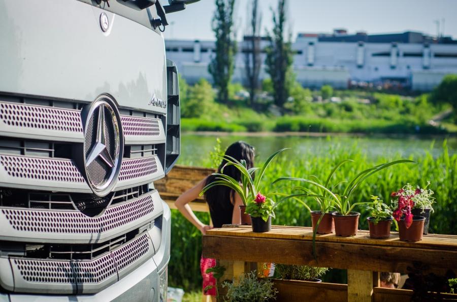 Parc Mobil Mercedes-Benz