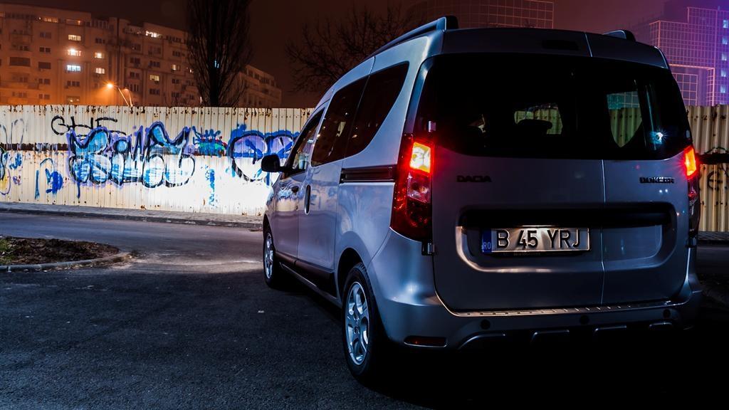 Dacia Dokker va atinge cerul, nu se va multumi doar sa-l priveasca...