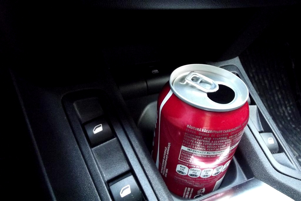 O doza de suc poate incomoda la schimbarea treptelor de viteza