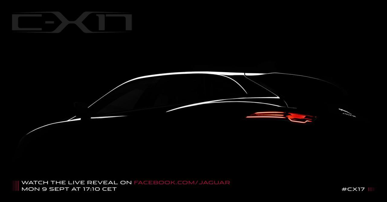 Jaguar C-X17 marcheaza un moment important pentru marca britanica