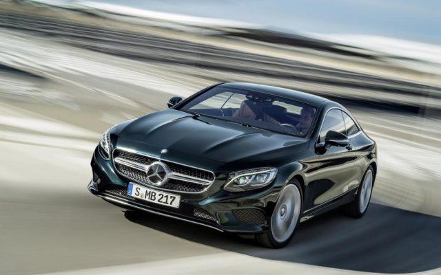 Galerie Foto Mercedes-Benz Clasa S Coupe