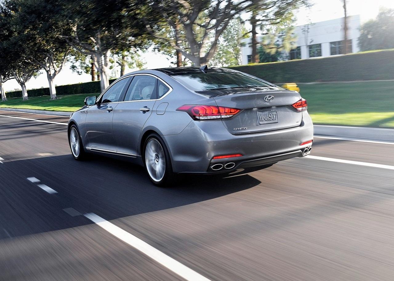 Hyundai Genesis se apropie cu viteza de elita europeana