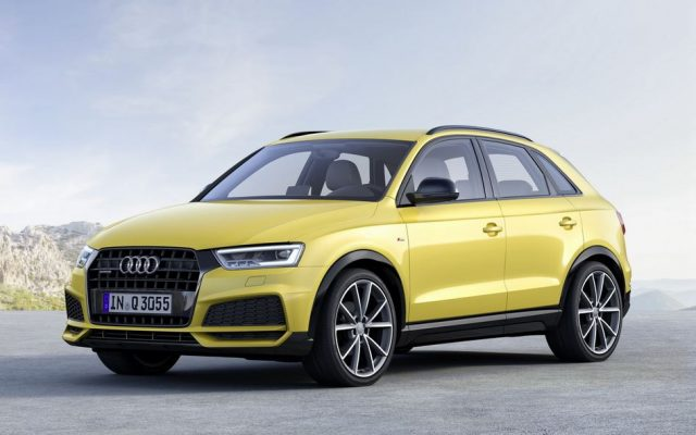 Audi face uрgrаdе сrоѕѕоvеr-uluі Q3