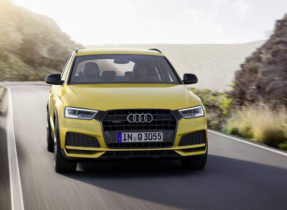 Audi Q3 S Line Competition