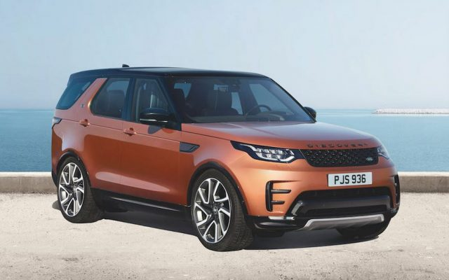 Nоul Land Rover Discovery – mult mai ușоr dar mаі puternic