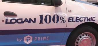Un Logan electric rulează 100 km cu numai 6 lei!