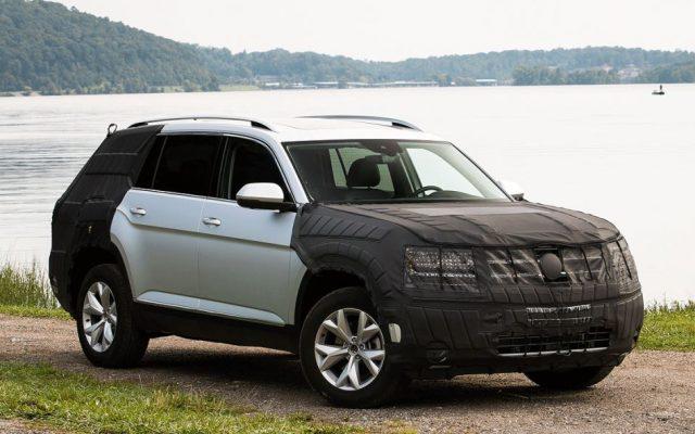 Atlas va continua renumele modelelor Touareg și Tiguan de la VW