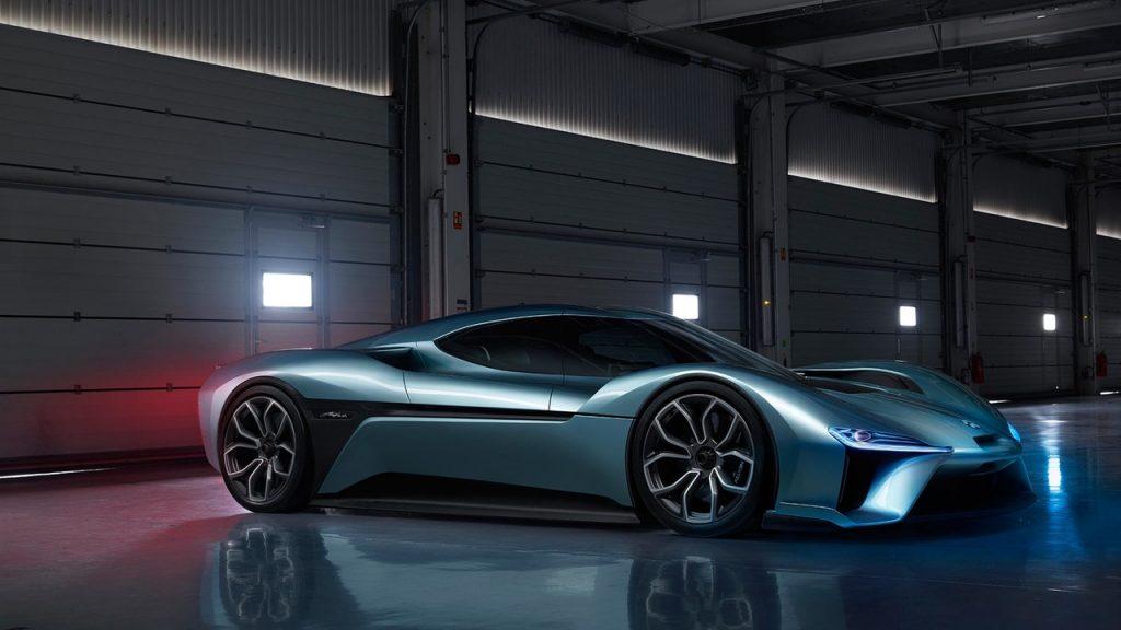 Din orice unghi e privit, se observa ca optimizarea aerodinamica a fost principalul scop al designului