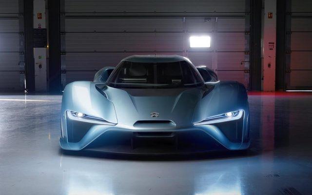 NextEV prezinta cel mai rapid automobil electric din lume – NIO EP9