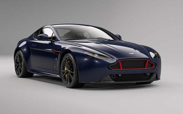 Aston Martin și Red Bull dau aripi seriei Vantage