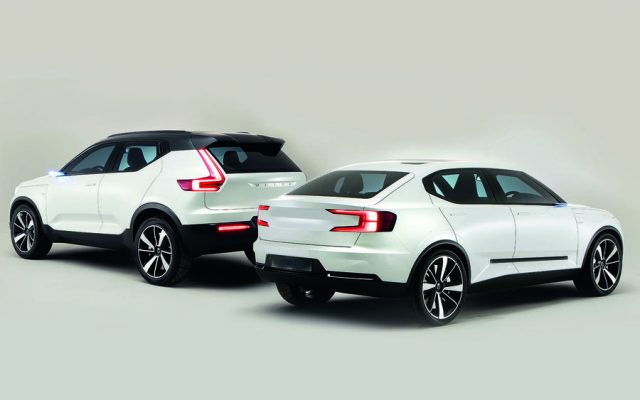 Teaser: Volvo XC 40