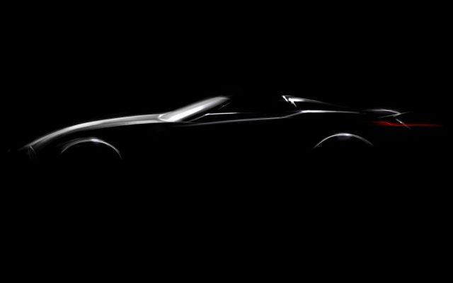 Noul concept BMW Z4 Roadster