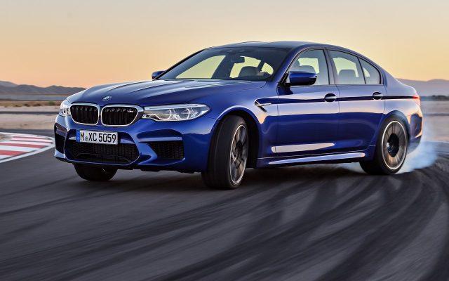 BMW ridica cortina: noul M5 este gata