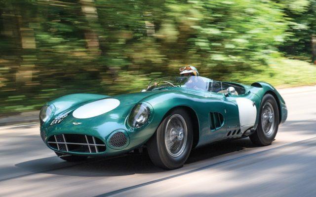Cel mai scump automobil britanic este un Aston Martin