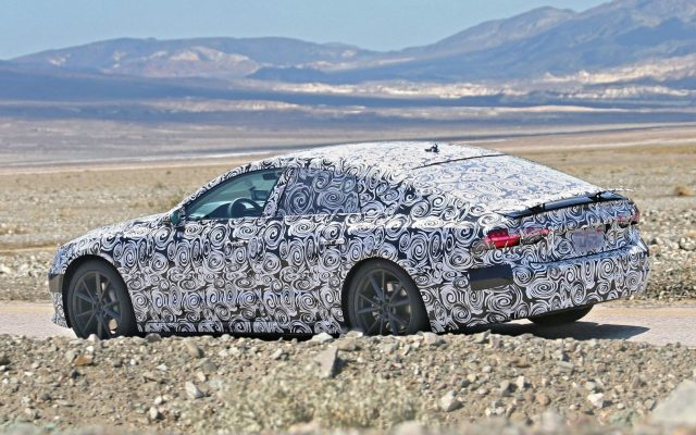 Cele mai noi informatii despre Audi A7