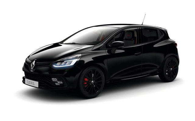 Renault back in black