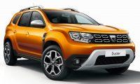 Dacia prezinta noul Duster