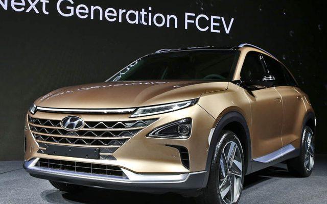 Hyundai face un pas mare in lumea vehiculelor electrice