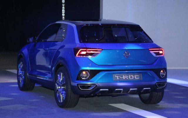 T-ROC, noul SUV de la Volkswagen