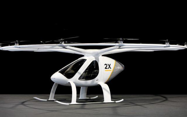 Daimler vrea elicoptere autonome