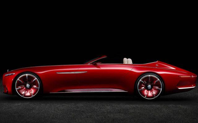 Mercedes-Benz vrea sa fie, din nou, in nou centrul atentiei la Pebble Beach
