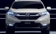 Honda prefigureaza viitorul CR-V cu un concept hibrid