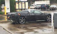 Corvette va primi un motor… central