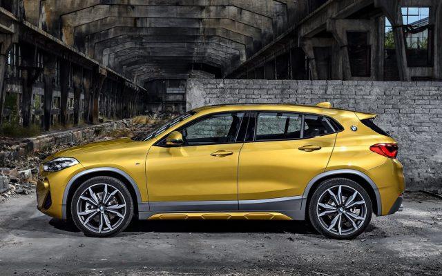 BMW prezinta X2