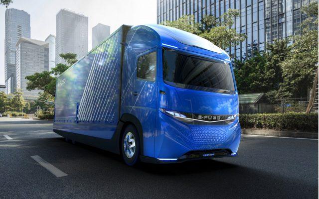 Daimler intra pe piata camioanelor electrice