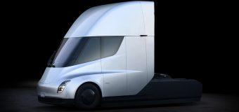 Tesla Semi: revolutia continua