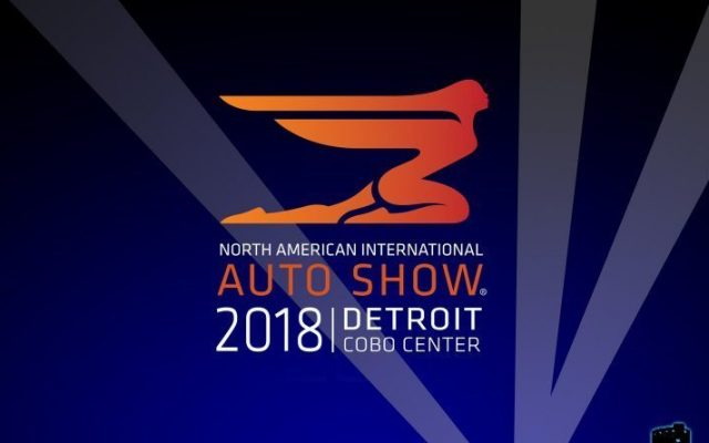 NAIAS a ramas un salon de cacat si in 2018